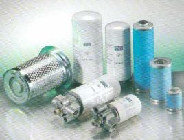 MANN FILTER FOR COMPRESSORS AND VACUUM PUMPS