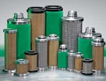MANN FILTER FOR COMPRESSED AIR