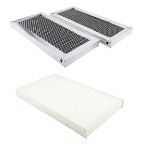 BALDWIN FILTER FOR CABIN AIR FILTER